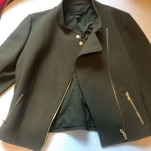 Ann Taylor Moto Jacket